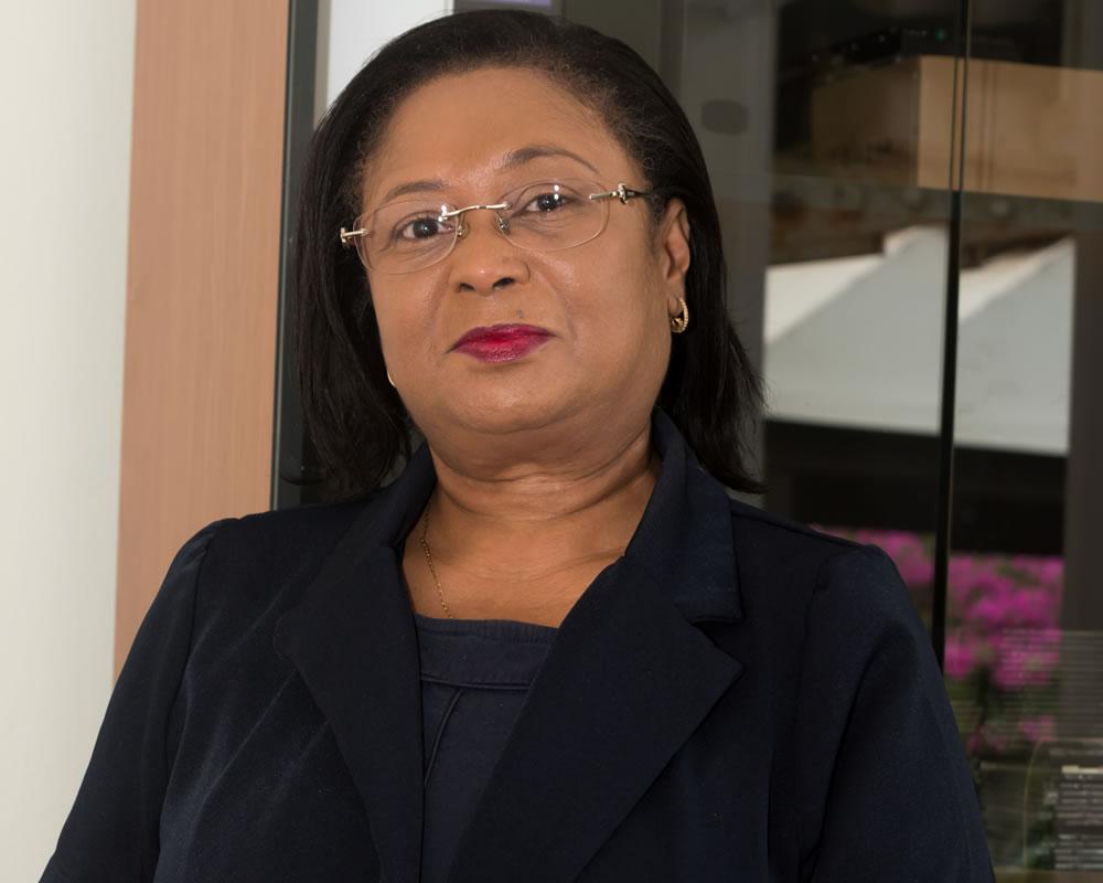 Claudia Mohammed De Freitas